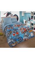 КПБ Мотокросс1,5-спальный