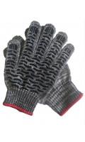 Перчатки с ПВХ - волна березка ЛЮКС, код 234
