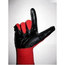 Перчатки нейлон обливные Стандарт, код 149