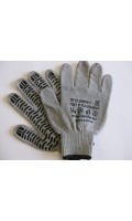 Перчатки ПВХ- волна березка люкс 10/5 код 234