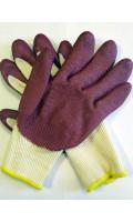 Перчатки хб с нитриловым покрытием Нитрикс, код 369