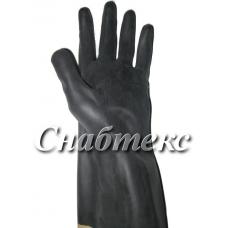 Перчатки КЩС тип-1 (Россия) (2-135, 3-133)