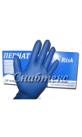 Перчатки медицинские Хай Риск (M-205, L-206, XL-207)