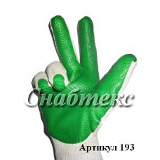 Перчатки строительные, код 193